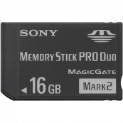 Memory Stick Pro DUO Mark 2 16GB