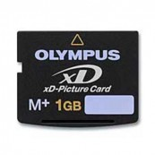 XD Picture card Olympus 1G