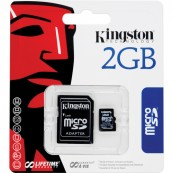 Micro SD Kingston 2GB